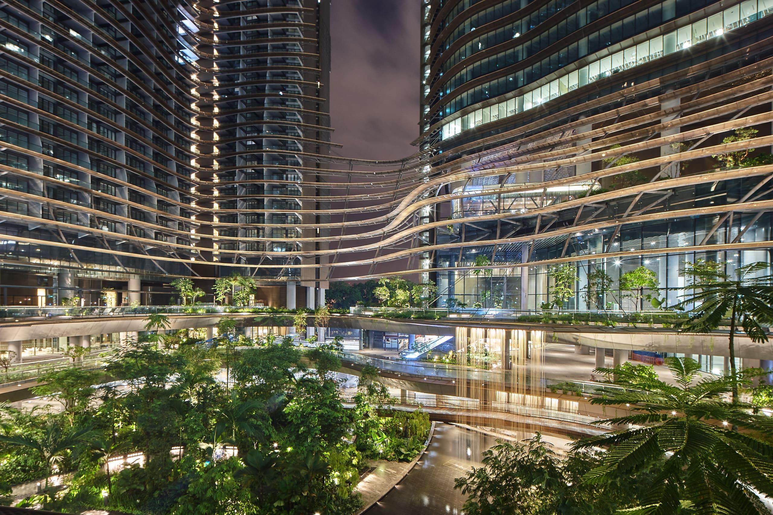 Marina One Residences Penthouse